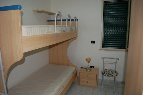 cameretta appartamento masseria alpigiana, Vitigliano, Santa Cesarea Terme, Lecce