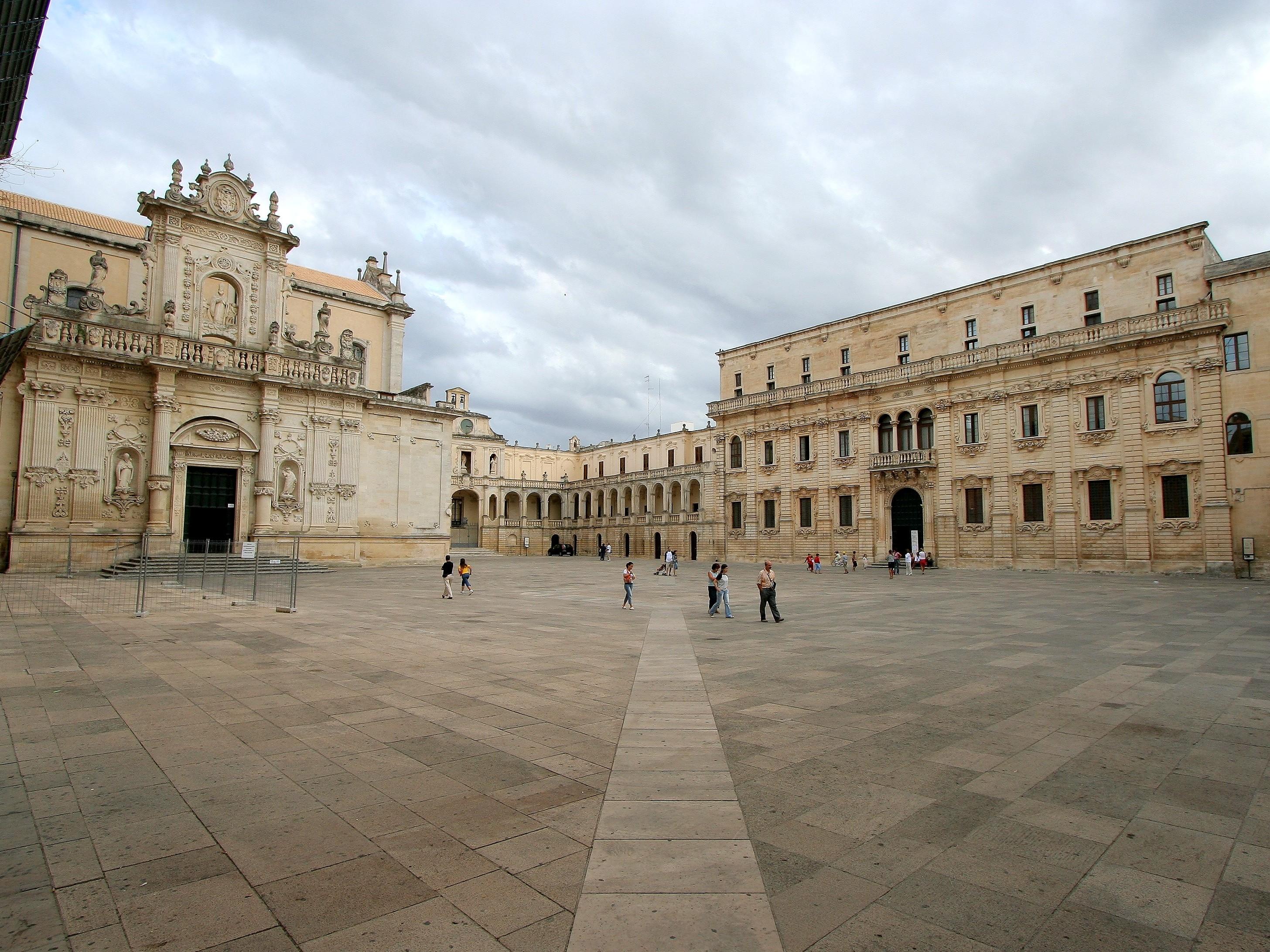 Grand Hotel Tiziano E Dei Congressi Lecce Su Salento It