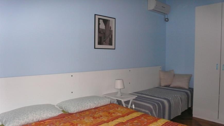 camera da letto familiare
