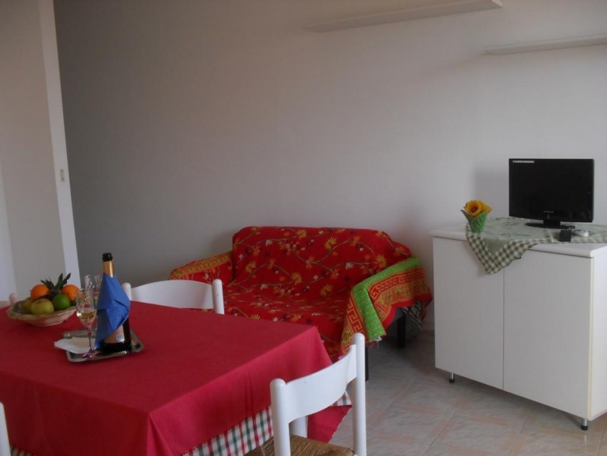 Case vacanze in affitto nel Salento con due camere da letto e bagno