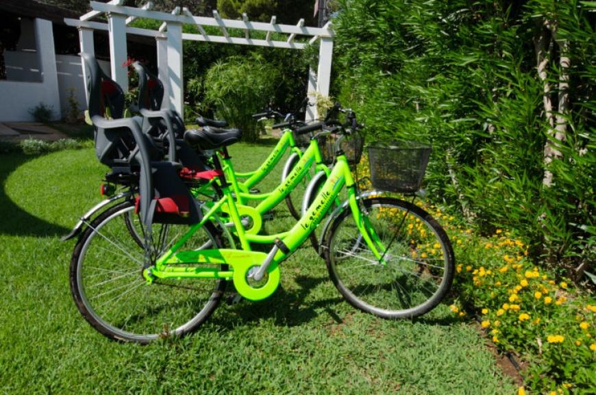 Servizio biciclette