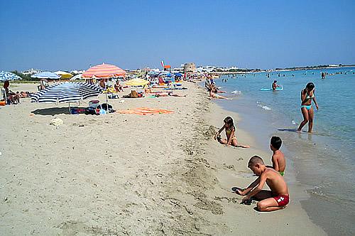 Mare a Torre Mozza, Lecce