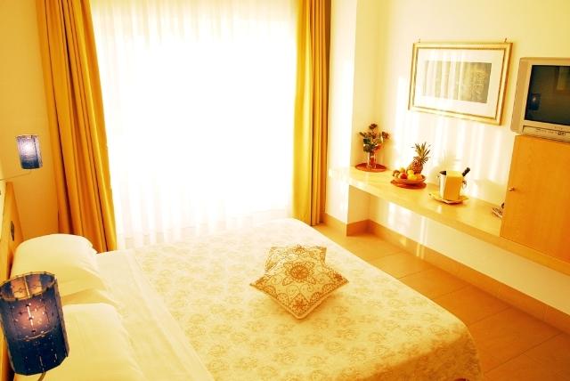 Camera Superior Hotel degli Haethey Otranto