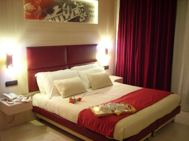 Camera Jazz Hotel degli Haethey Otranto