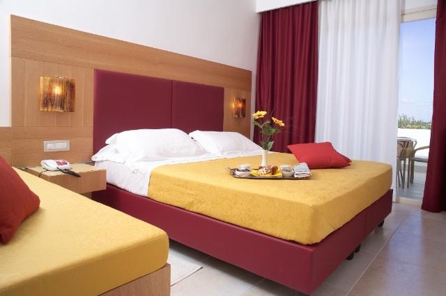 Camera De Luxe Hotel degli Haethey Otranto