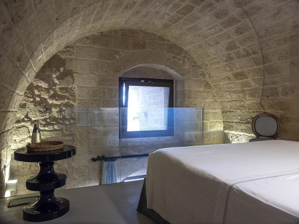 Hotel 5 stelle al castello di Ugento