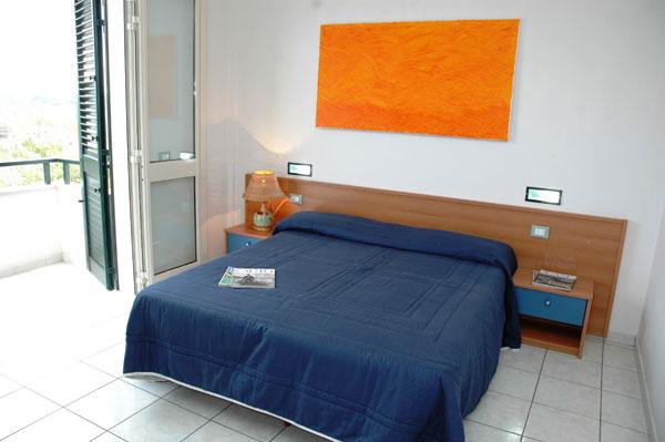 Camera Matrimoniale Residence Punta Cassano, Lecce