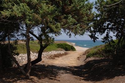 Discesa al Mare Residence Puntacassano San Foca, Lecce