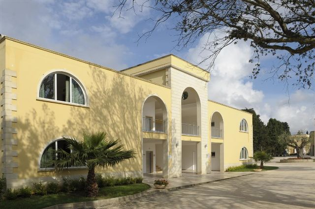 Esterno Dolmen Sport Resort Minervino, Lecce