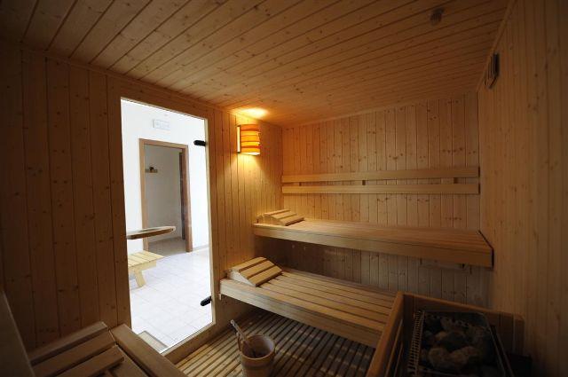 Sauna Dolmen Sport Resort Minervino, Lecce