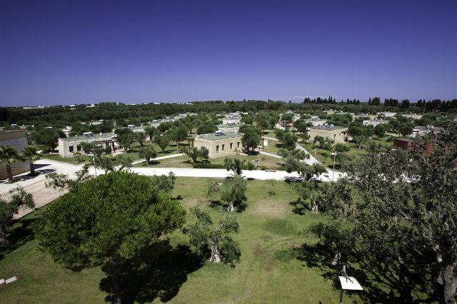 Vista Dolmen Sport Resort Minervino, Lecce