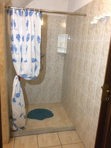 stanza doccia