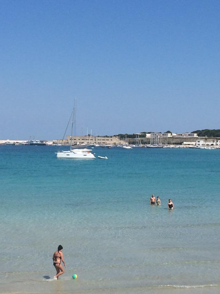 mare di Otranto vicino a Giurdignano (Puglia)