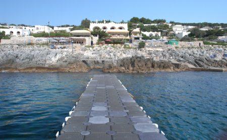 Passerella sul Mare Residenza Sapore di mare Castro, Lecce