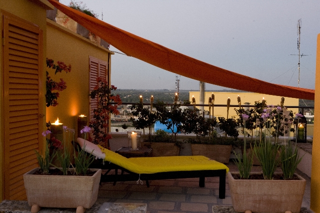 Roof garden Monteforte Ugento, Lecce