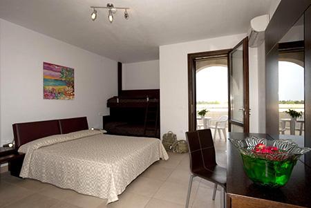 Camera Hotel Corte del Salento Sant'Andrea (Puglia)