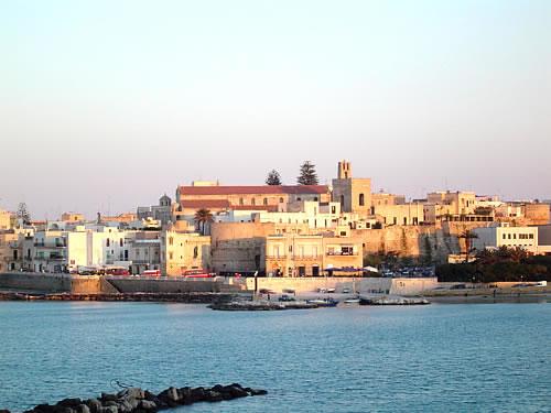 veduta di otranto, Lecce