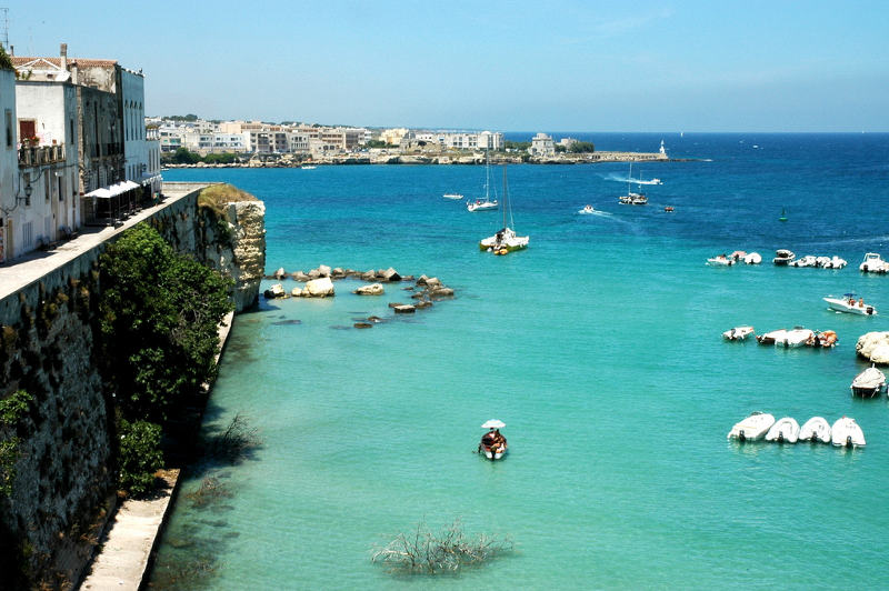 Lungomare di Otranto, Lecce