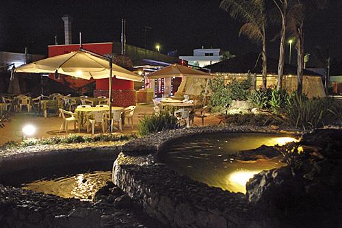 Giardino-terrazza Hotel Angolo di Beppe Porto Cesario, Lecce