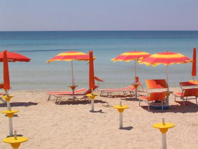 Spiaggia Hotel Angolo di Beppe Porto Cesario, Lecce