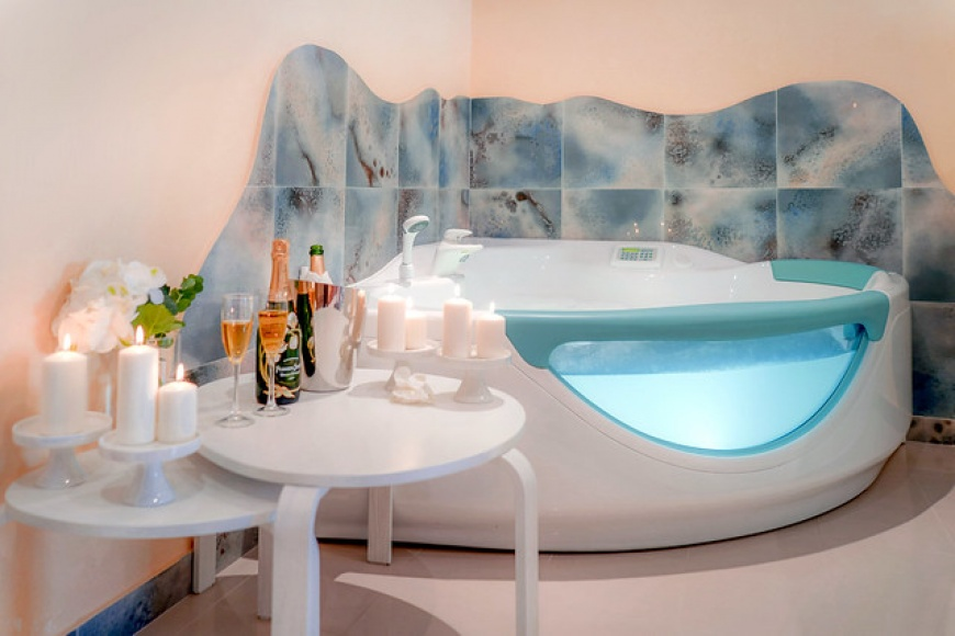 Piccadilly Suites and Rooms - Angolo relax nella romantica Suite