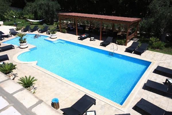 Area giochi Residence Acquaviva Marittima, Lecce