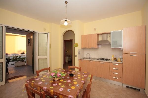 soggiorno bilocale residence Bellaria, Giurdignano, Otranto, Lecce