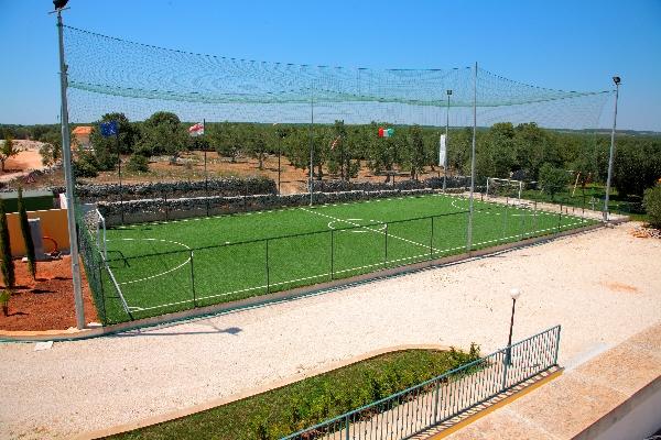 Campo da tennis residence Bellaria, Giurdignano, Otranto, Lecce
