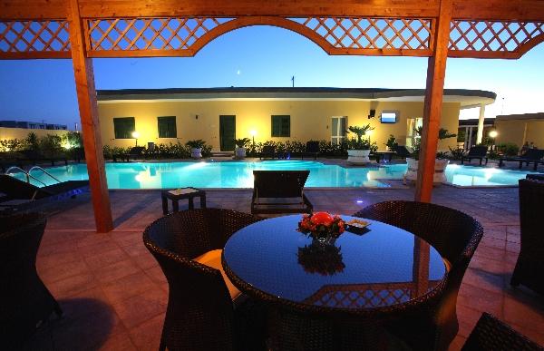 bordo piscina residence Bellaria, Giurdignano, Otranto, Lecce