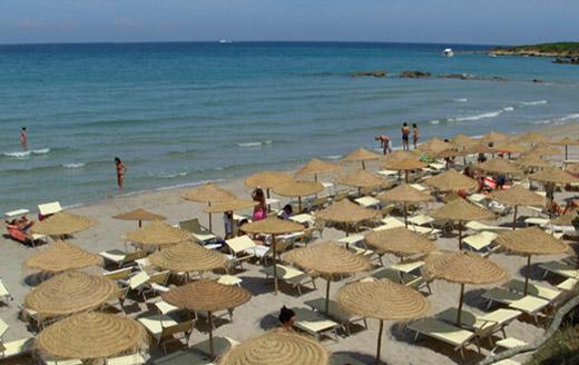 panoramica spiaggia Kalia Club Village Otranto, Lecce