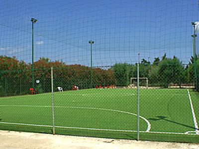 campo da calcetto Villaggio Riva degli Angeli Porto Cesareo, Lecce