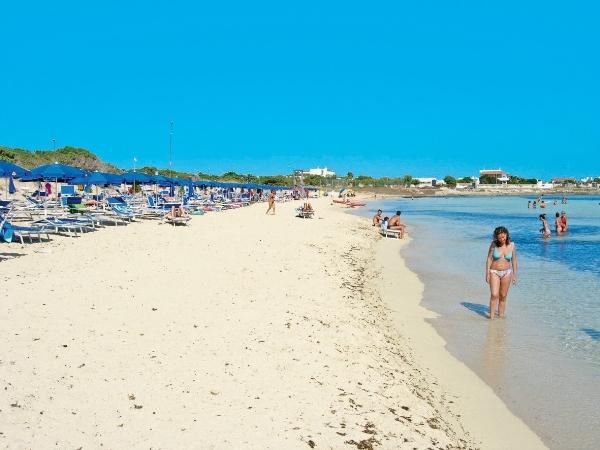 spiaggia Villaggio Riva degli Angeli Porto Cesareo, Lecce