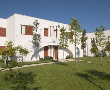 Esterno camere Blu salento village Sant'Isidoro, Lecce
