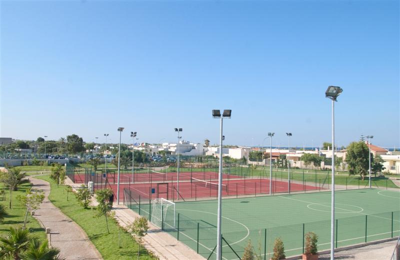 Campi sportivi Blu salento village Sant'Isidoro, Lecce