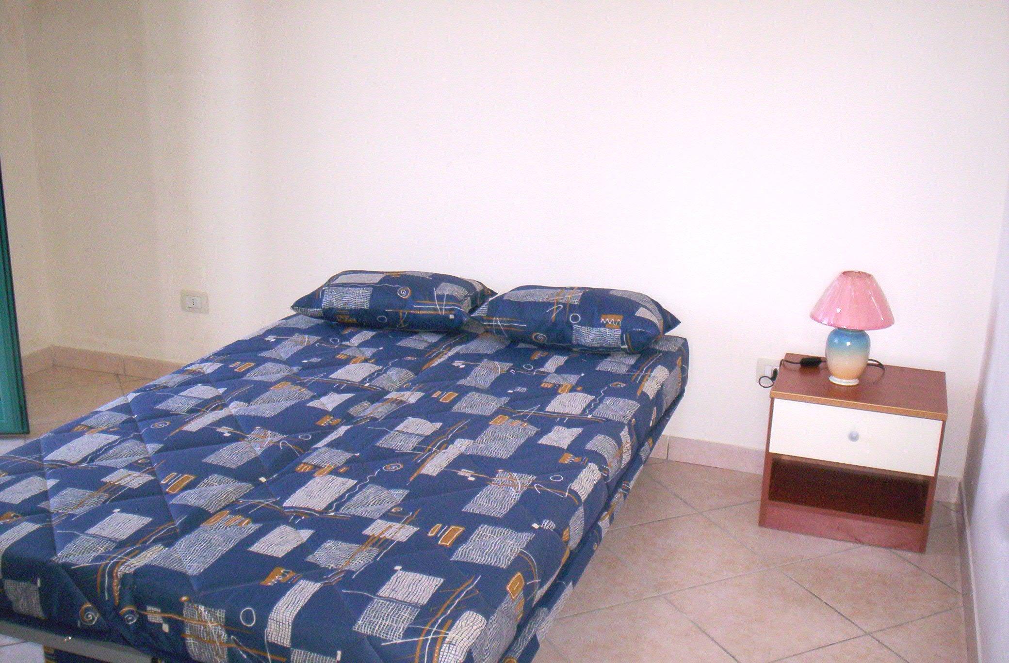 camera da letto per affitti estivi a Gallipoli (Puglia)