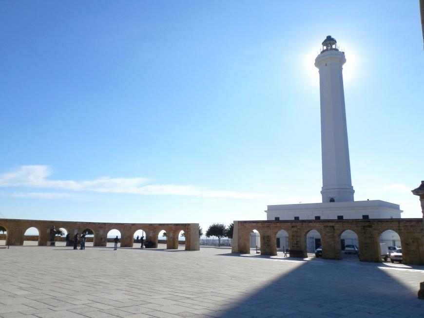 Faro e Santuario di S.M. di Leuca
