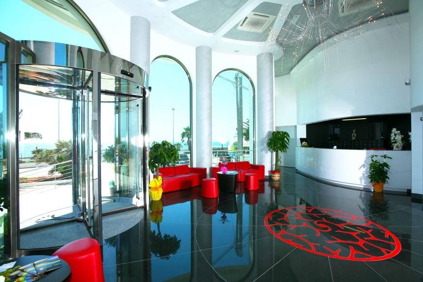 Reception Hotel Jonico