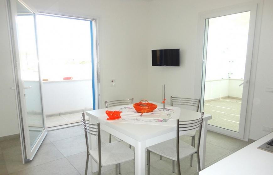 Appartamento in centro a Torre San Giovanni, per 4 posti ...