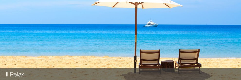 relax in riva al mare a Porto Cesareo