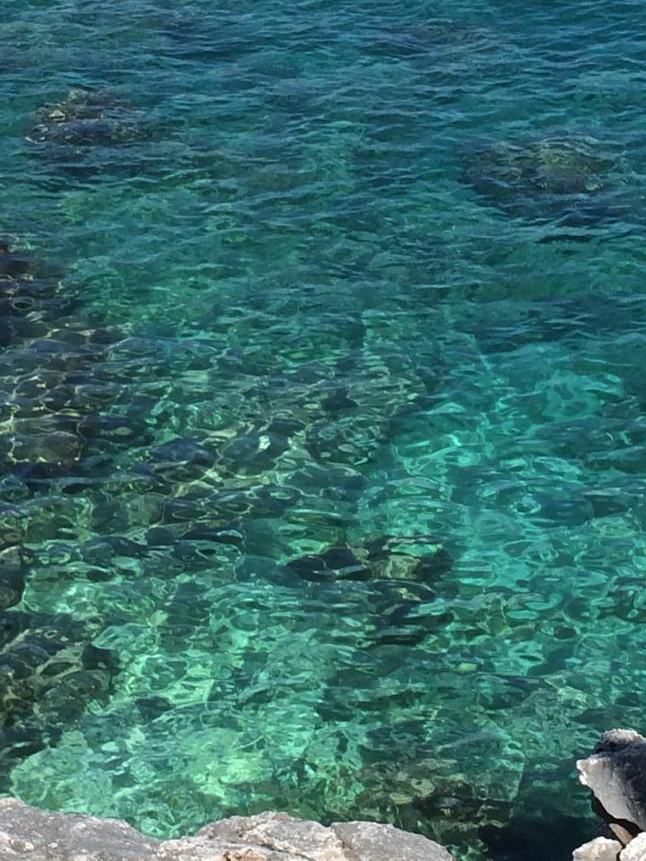 mare di Castro marina (Puglia)