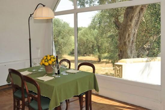 Ristorante Villa Donna Isabella Gallipoli Lecce