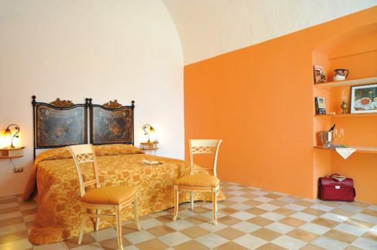 Appartamento Prestige arancio Villa Donna Isabella Gallipoli Lecce