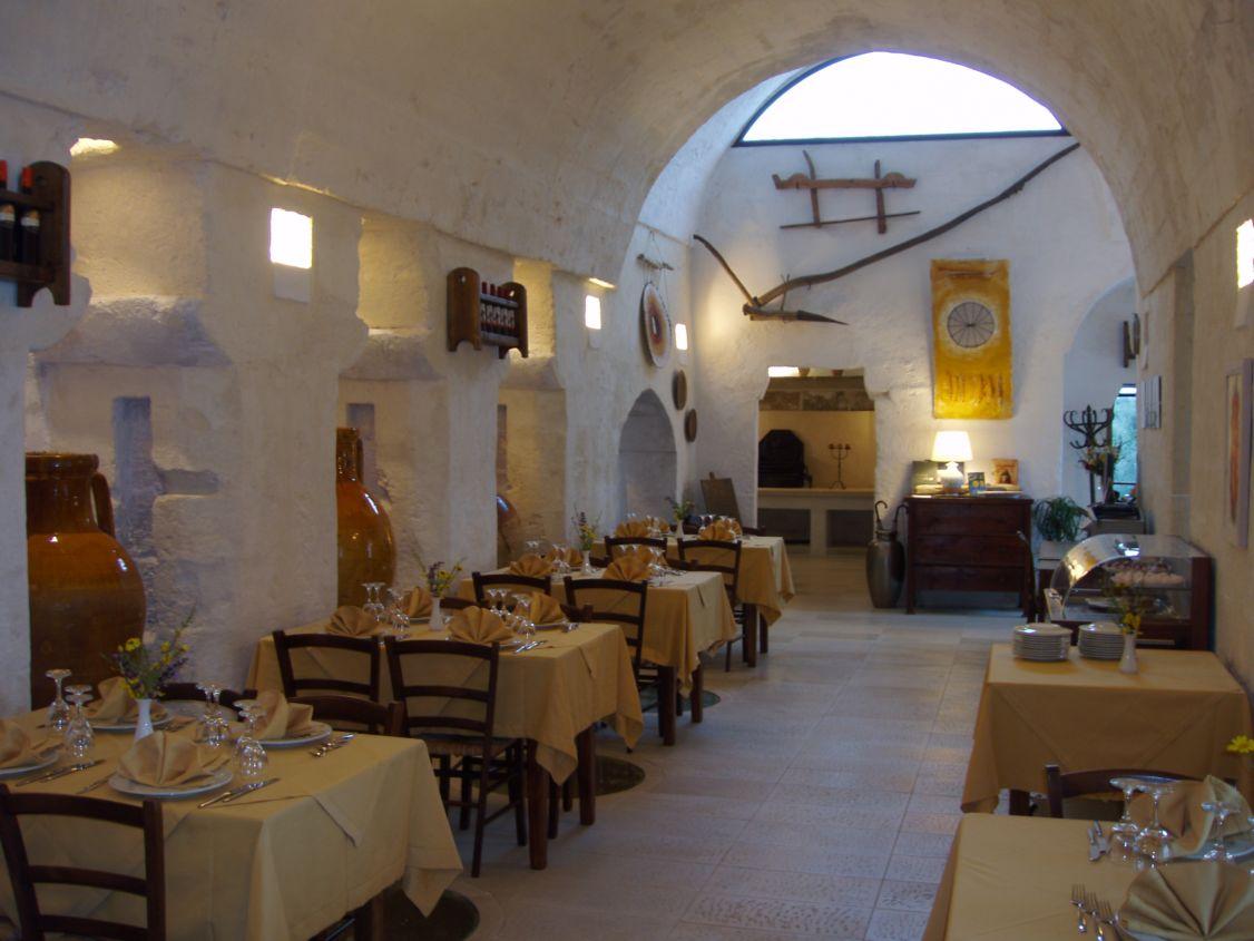 Ristorante Antico Frantoio Gallipoli, Lecce