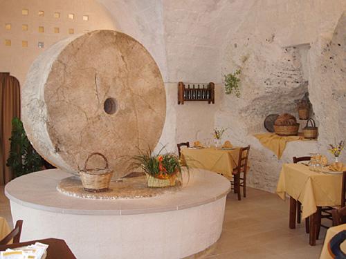 Particolare Ristorante Antico Frantoio Resort Gallipoli, Lecce