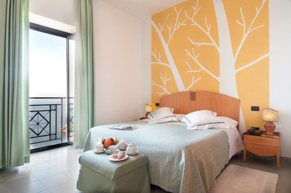 Camera Superior Hotel Mediterraneo Santa Cesarea Terme, Lecce