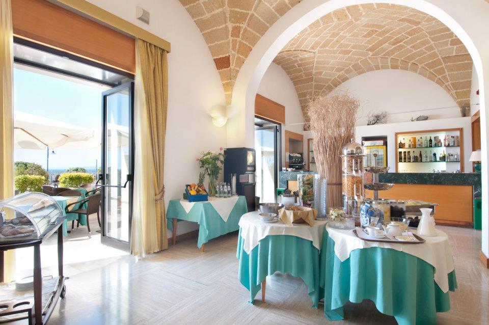 sala Colazione Hotel Mediterraneo Santa Cesarea Terme, Lecce