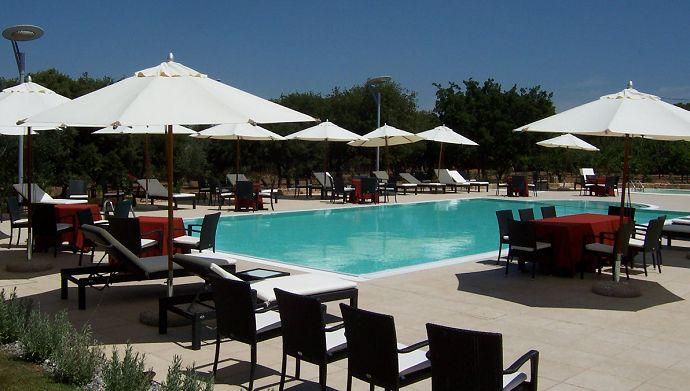 Piscina Hotel Gallipoli Resort Gallipoli, Lecce