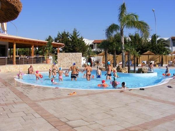 piscina bambini Villaggio residence Eurovillage Bluesea, Torre Lapillo, Lecce