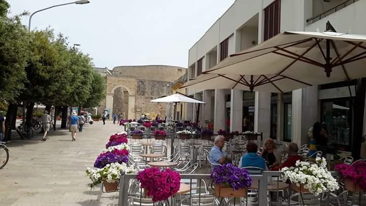 lungomare di Otranto vicino al trilocae in affitto