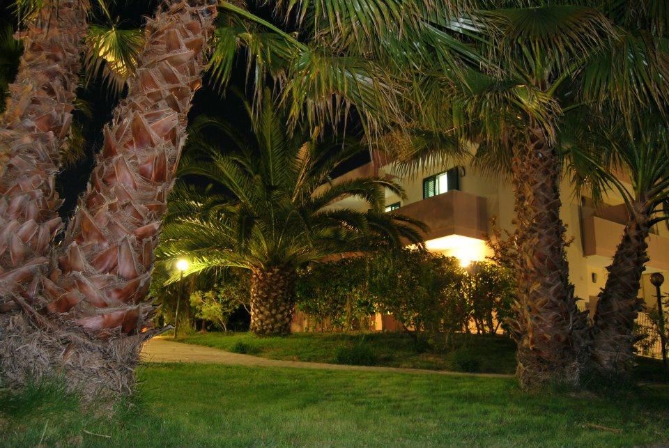 relax di sera al Residence Vaia di Torre dell'Orso (Melendugno)